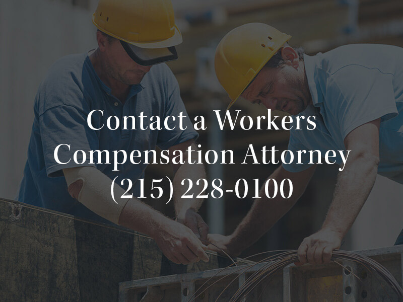 Call a Workers' Compensation Lawyer