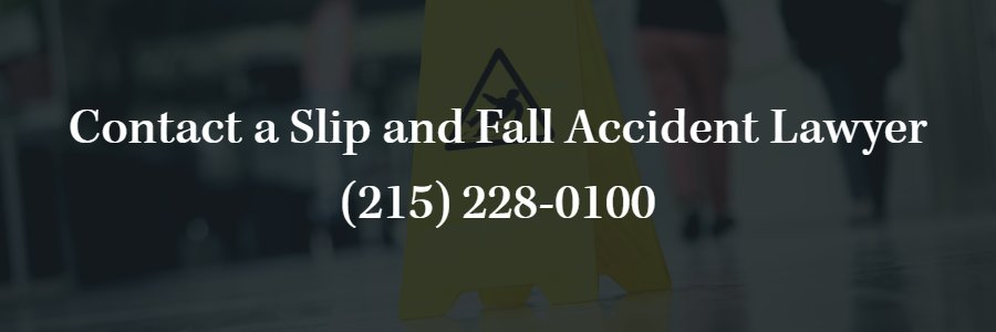 Philadelphia slip and fall attorney
