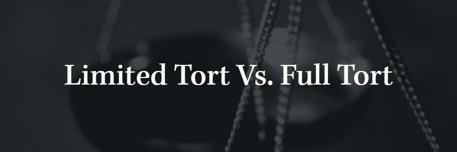 Whats the difference between a full tort and a Limited tort