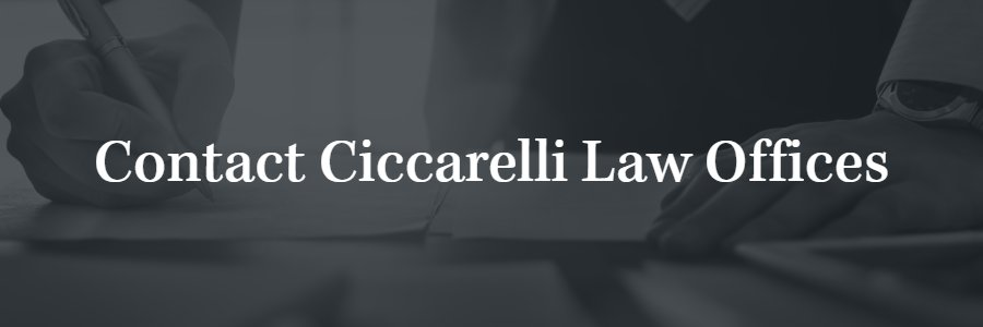 Contact Ciccarelli Law Offices